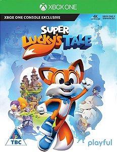 Super Luckys Tale Xbox One Digital Código de Resgate 25 Dígitos