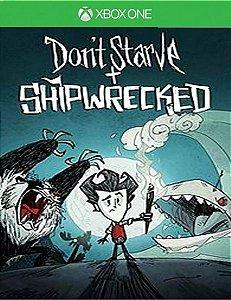 Don't Starve Giant Edition + Shipwrecked Xbox One Código de Resgate 25 Dígitos