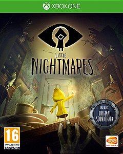 Little Nightmares Xbox One Digital Código de Resgate 25 Dígitos