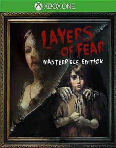 Layers Of Fear Masterpiece Edition Xbox One Código de resgate 25 Digitos