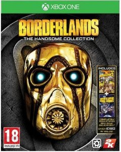 Borderlands The Handsome Collection Xbox One Código 25 Dígitos