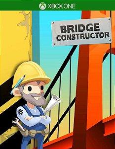 Bridge Constructor Xbox One Código de Resgate 25 Dígitos