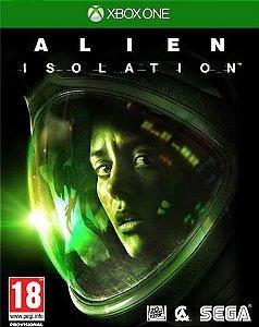 Alien Isolation Xbox One Código de Resgate 25 Dígitos