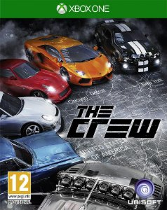 The Crew Xbox One Código 25 Dígitos