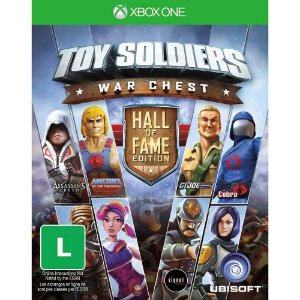 Toy Soldiers War Chest: Hall Of Fame Xbox One Código de resgate 25