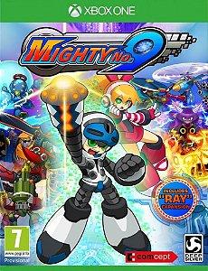 Mighty No 9 Xbox One Código de Resgate 25 Dígitos