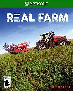 Real Farm Xbox One Código de Resgate 25 Mídia Digital