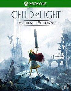 Child Of Light Ultimate Edition Xbox One Código de Resgate 25 Dígitos