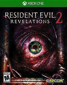 Resident Evil Revelations 2 Edição De Luxo Xbox One Código de Resgate 25 Dígitos