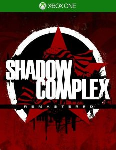 Shadow Complex Remastered Xbox One Código de Resgate 25 Dígitos