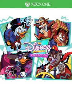 The Disney Afternoon Collection Xbox One Código de Resgate 25 Dígitos