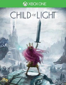 Child Of Light Xbox One Código de Resgate 25 Dígitos