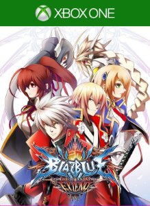 Blazblue Chronophantasma Extend Xbox One Código de Resgate 25 Dígitos