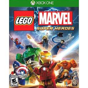 Lego Marvel Super Heroes Xbox One Código de Resgate 25 Dígitos