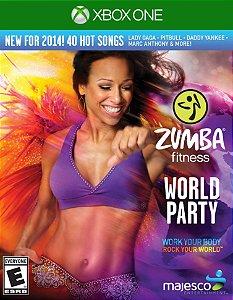 Zumba Fitness World Party Xbox One Código de Resgate 25 Dígitos