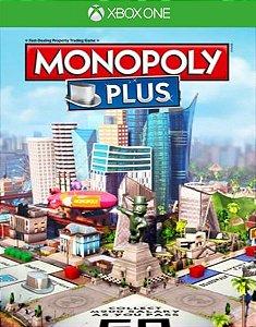 Monopoly Plus Xbox One Código de Resgate 25 Dígitos