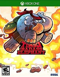Tembo The Badass Elephant Xbox One Código de Resgate 25 Dígitos