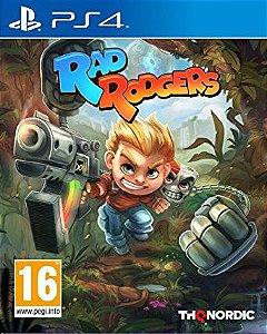 Rad Rodgers PS4 PSN Mídia Digital
