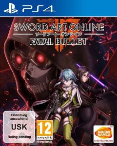 SWORD ART ONLINE: FATAL BULLET PS4 PSN Mídia Digital