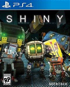SHINY - A Robotic Adventure PS4 PSN Mídia Digital