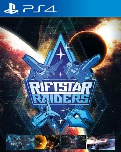 RiftStar Raiders  PS4 PSN Mídia Digital