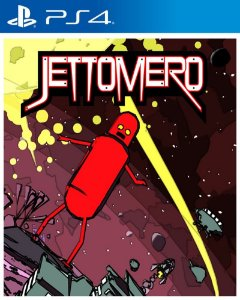 Jettomero PS4 PSN Mídia Digital