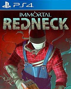 Immortal Redneck  PS4 PSN Mídia Digital