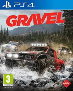 Gravel PS4 PSN Mídia Digital