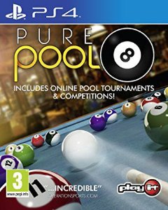 Pure Pool Snooker Bundle  PS4 PSN Mídia Digital