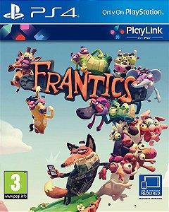 Frantics PS4 PSN Mídia Digital