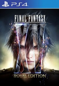 FINAL FANTASY XV ROYAL EDITION PS4 PSN Mídia Digital