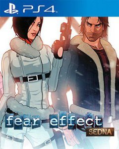 Fear Effect Sedna PS4 PSN Mídia Digital