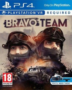 Bravo Team VR PS4 PSN Mídia Digital