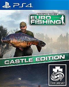 Euro Fishing: Castle Edition  PS4 PSN Mídia Digital