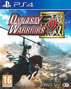 DYNASTY WARRIORS 9 PS4 PSN Mídia Digital