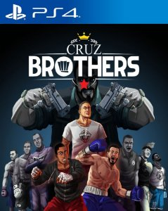 Cruz Brothers  PS4 PSN Mídia Digital