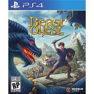 Beast Quest PS4 PSN Mídia Digital