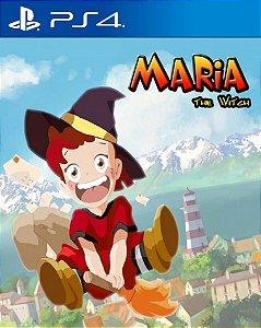 Maria The Witch  PS4 PSN Mídia Digital