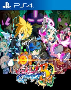 GAL*GUNVOLT BURST PS4 PSN Mídia Digital