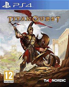 Titan Quest  PS4 PSN Mídia Digital
