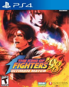 THE KING OF FIGHTERS™ '98 ULTIMATE MATCH PS4 PSN Mídia Digital