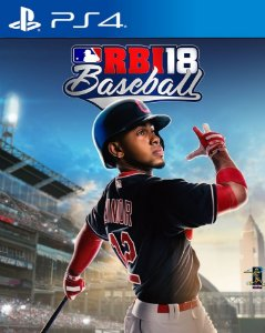 R.B.I. Baseball 18 PS4 PSN Mídia Digital