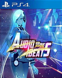 Audio Beats PS4  VR PSN Mídia Digital