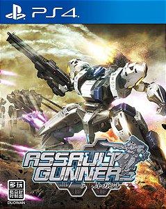 ASSAULT GUNNERS HD EDITION PS4  PSN Mídia Digital