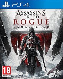 Assassin's Creed Rogue Remastered PS4 PSN Mídia Digital