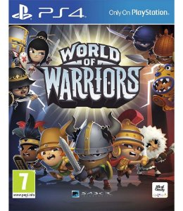 World of Warriors PS4 PSN Mídia Digital