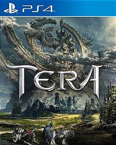 TERA: Founder's Pack PS4 VR PSN Mídia Digital
