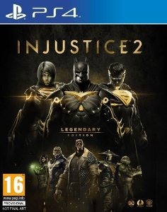 Injustice™ 2 - Legendary Edition PS4 PSN Mídia Digital