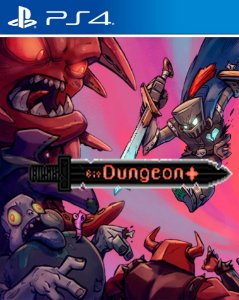 Bit Dungeon Plus PS4 PSN Mídia Digital