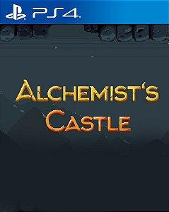 Alchemist's Castle PS4 PSN Mídia Digital